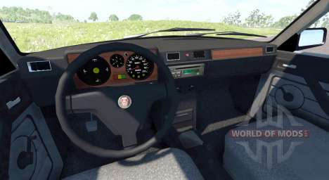ГАЗ-31029 Волга для BeamNG Drive