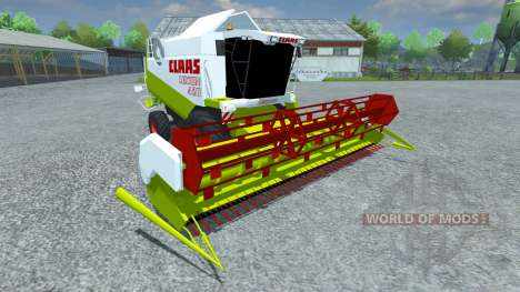 CLAAS Lexion 420 для Farming Simulator 2013