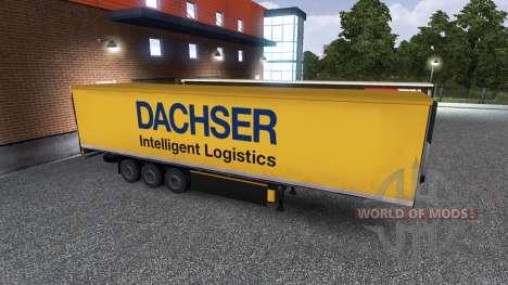 Реальные логотипы компаний для Euro Truck Simulator 2