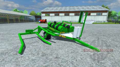 McHale 991 [White] для Farming Simulator 2013