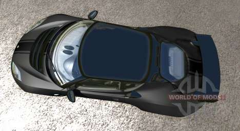 Lotus Evora GTE 2011 [Black] для BeamNG Drive