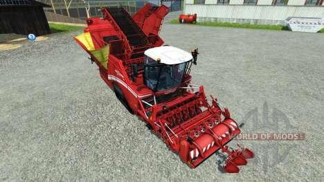 Grimme Harvesters v1.1 для Farming Simulator 2013