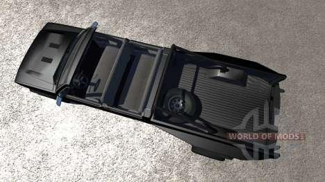 Gavril D-Series four doors для BeamNG Drive