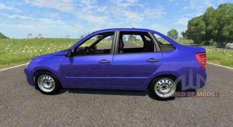 ВАЗ-2190 LADA Granta для BeamNG Drive