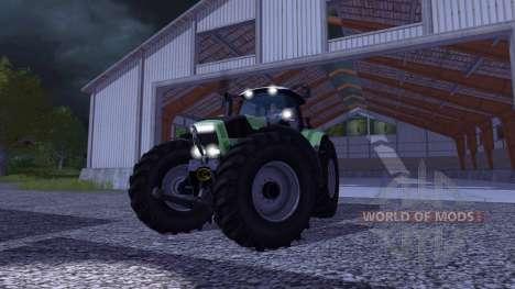 Deutz Agrotron X 720 для Farming Simulator 2013