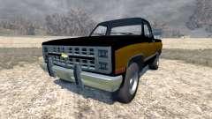 Chevrolet Silverado 1500 1986