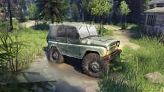 УАЗ-469 Monster Truck