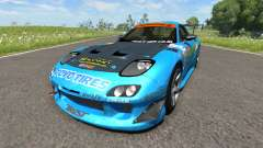 Mazda RX-7 Drift GReddy