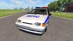 ВАЗ-2115 Полиция