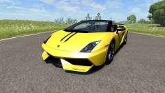 Lamborghini Gallardo LP570-4 Spyder v1.1