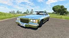 Cadillac De Ville 1984