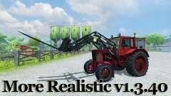 More Realistic v1.3.40