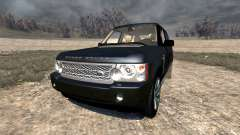 Range Rover Supercharged 2008 [Black]