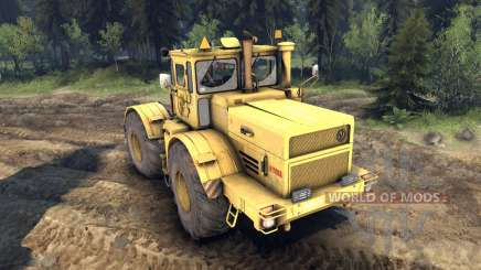 К-700А Кировец для Spin Tires
