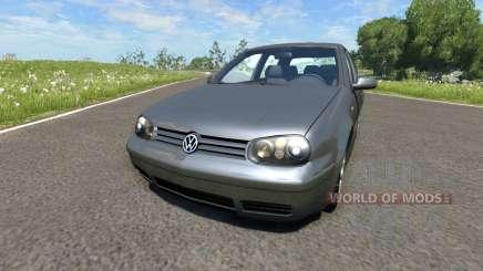 Volkswagen Golf Mk 4 для BeamNG Drive