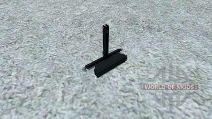 Противовес 800 кг. для Farming Simulator 2013