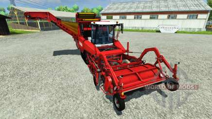 Grimme Harvesters v1.1 для Farming Simulator 2013