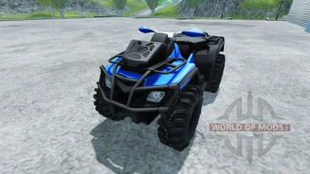 Lizard ATV для Farming Simulator 2013