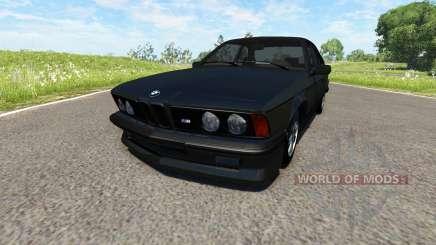 BMW E24 M6 v1.1 для BeamNG Drive