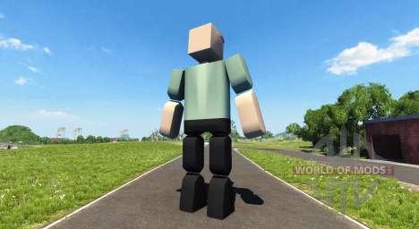 DSC Giant Ragdoll для BeamNG Drive