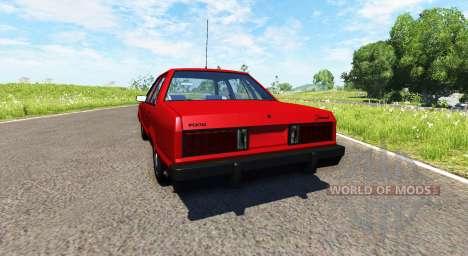 Ford Fairmont 1978 для BeamNG Drive