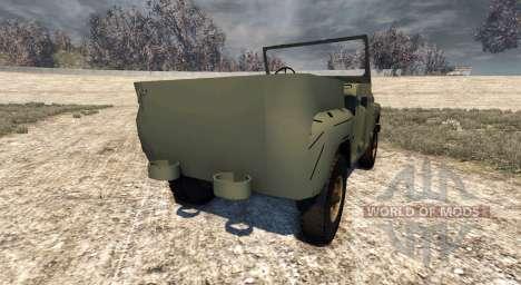 УАЗ-469 для BeamNG Drive