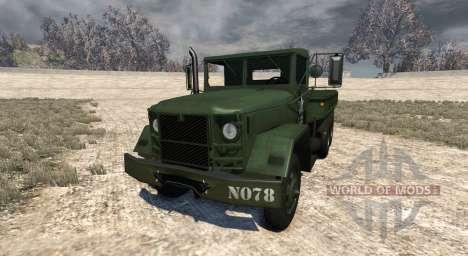 AM General M35A2 1955 для BeamNG Drive