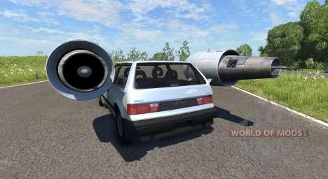 Ibishu Covet Jet Edition для BeamNG Drive