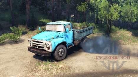 Новые звуки двигателя ЗиЛ-130 для Spin Tires