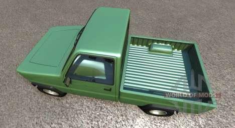 Ibishu Pigeon 4WD для BeamNG Drive