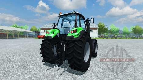 Deutz-Fahr Agrotron TTV 430 для Farming Simulator 2013