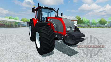 Valtra T162 versus для Farming Simulator 2013