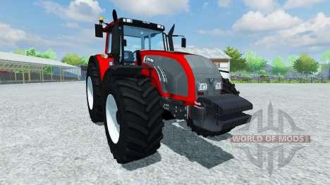 Valtra T162 versus для Farming Simulator 2013