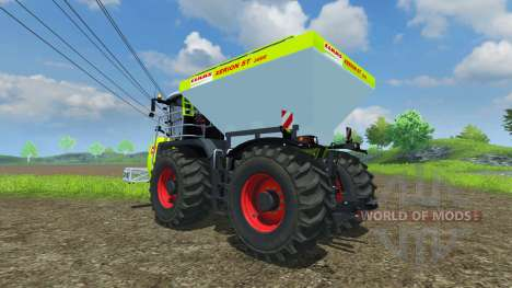Цистерна CLAAS Xerion ST 3800 для Farming Simulator 2013
