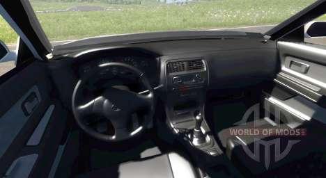Toyota Chaser для BeamNG Drive