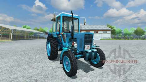 МТЗ-80 Беларус для Farming Simulator 2013