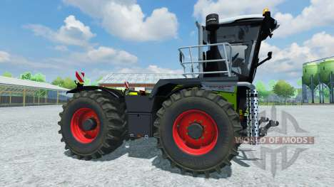 CLAAS Xerion 3800 Saddle Trac для Farming Simulator 2013