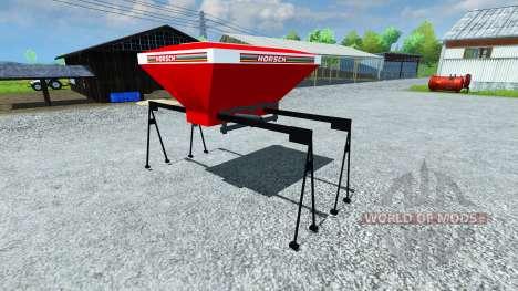Цистерна HORSCH для Farming Simulator 2013