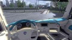 Интерьер для Scania -Beach-