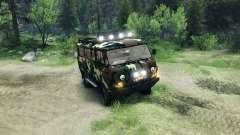 УАЗ-3909 внедорожный v2.0