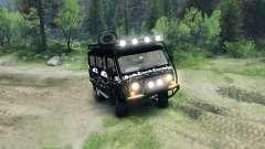 УАЗ-3909 внедорожный v3.0