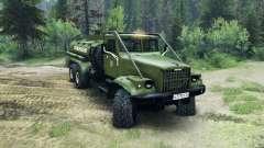 КрАЗ-255Б Ац 8.5 Огнеопасно v2.0
