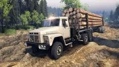 КрАЗ-6437 CabCol v2