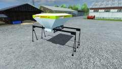 Цистерна CLAAS Xerion ST 3800