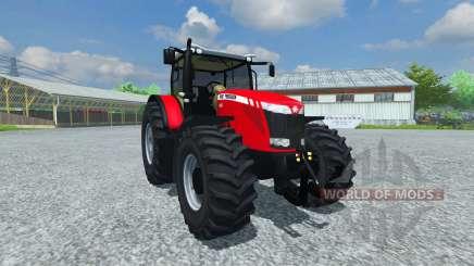 Massey Ferguson 8690 для Farming Simulator 2013