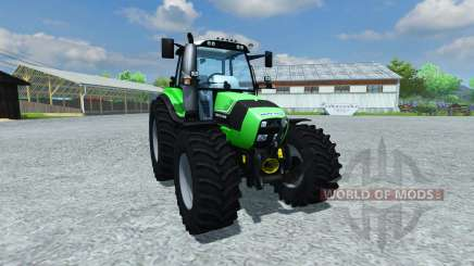 Deutz-Fahr Agrotron TTV 430 для Farming Simulator 2013