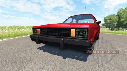 Ford Fairmont 1978 для BeamNG Drive