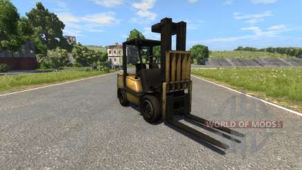 DSC Forklift для BeamNG Drive