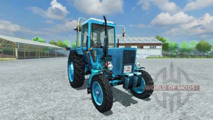 МТЗ-80 Беларус для Farming Simulator 2013