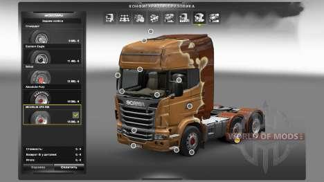 Michelin XPS Rib для Euro Truck Simulator 2